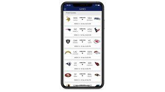 NFL Game Pass International iOS