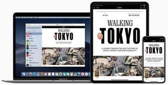 Apple News+ 001