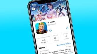 Fortnite App Store 16x9