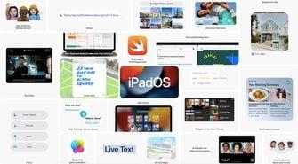 ipad functies WWDC21