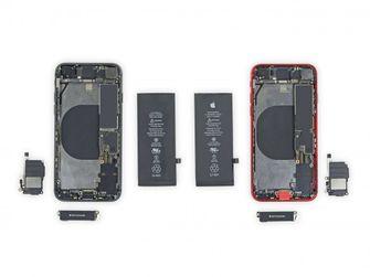 iPhone SE 2020 vergeleken met de iPhone 8