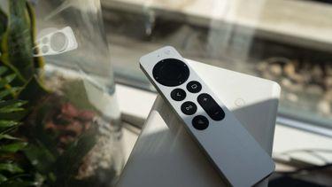 Apple TV 4K 2021 review Siri Remote