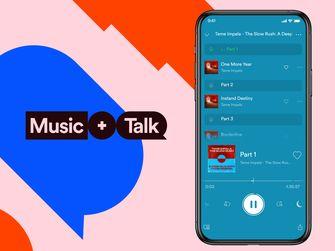 Spotify Music Talk