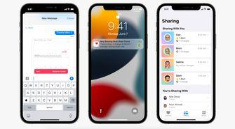 Health-app sharing