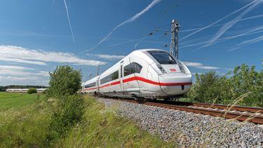 Deitsche Bahn ICE4