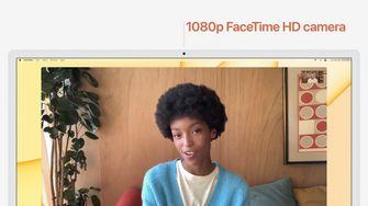 Nieuwe webcam iMac