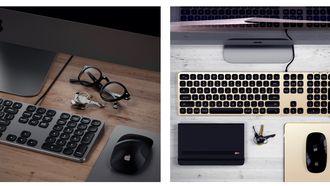 Satechi lanceert nieuwe bedrade en draadloze toetsenborden voor Macs