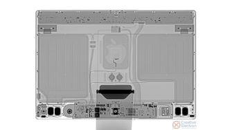 M1 iMac iFixit