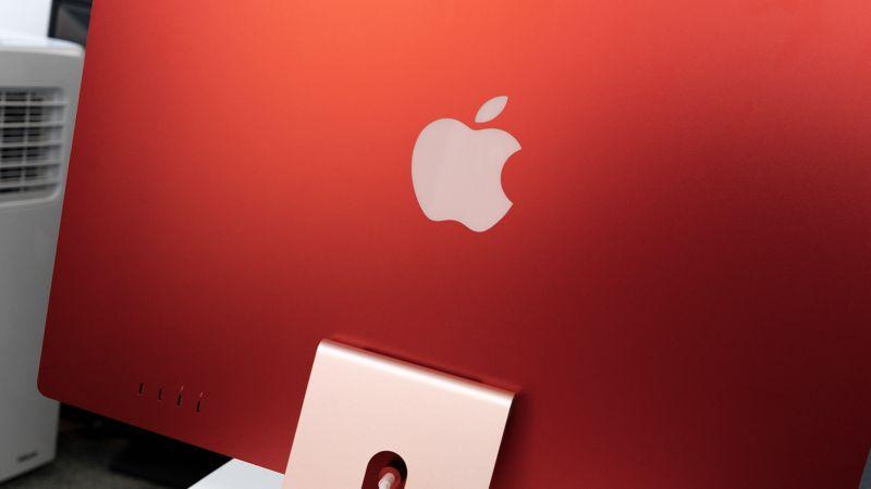 M1 iMac macOS 12 Monterey