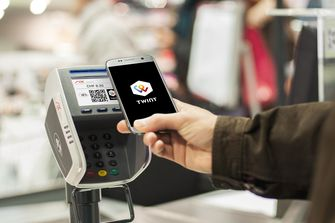 Twint Zwitserland Apple Pay concurrent NFC