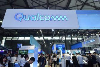 Qualcomm iPhone Touch ID Apple vingerafdrukscanner