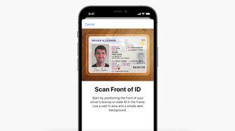 ID Kaart Wallet WWDC21