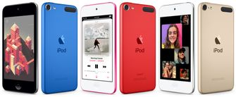 Apple iPod Touch 2019 - 001