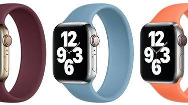 Apple Watch bandjes.
