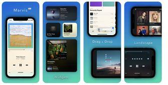 Marvis Pro voor Apple Music