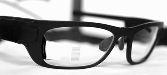 Smart-glasses Apple bril
