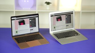 MacBook Air 2018 scherm