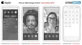 iPhone 2020 notch TouchID