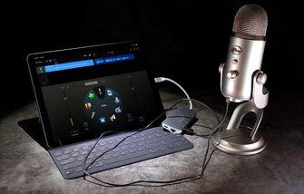 iPad Pro 2018 USB-C Microfoon