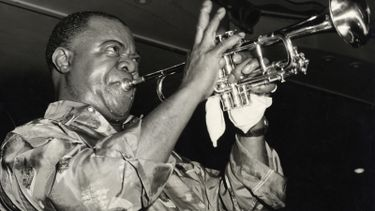 Apple TV+ Louis Armstrong