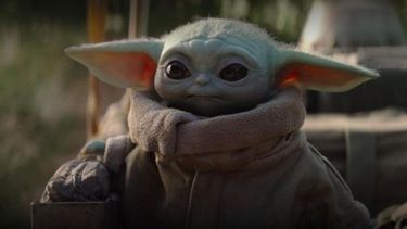 Baby Yoda The Mandalorian Disney Plus
