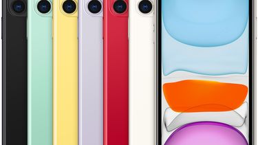 iPhone 11 line-up kleuren 001