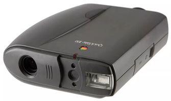 De eerste Quicktake, een Kodak (Klik/tap voor groter)