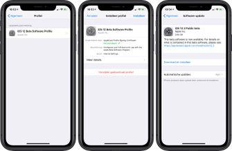 iOS 12.3 beta 001