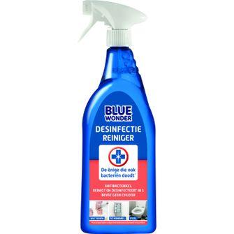 Blue Wonder contiene perossido di idrogeno