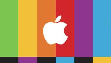 Apple Video testbeeld 16x9
