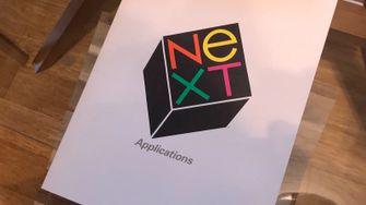 NeXT Logo 16x9