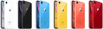 iPhone Xr alle kleuren