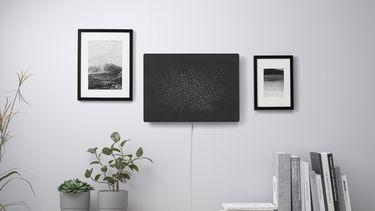 SYMFONISK schilderijlijst met wifi-speaker