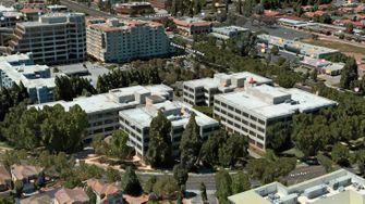 Apple nieuwe kantoren Cupertino
