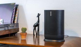 Sonos Move review design