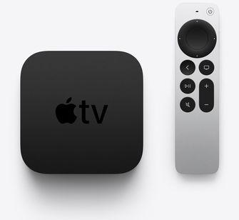 De 2021 Apple TV 4K
