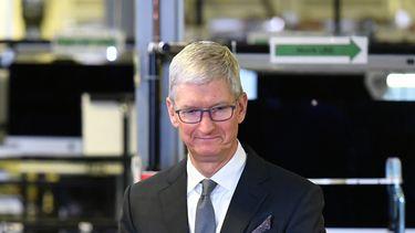 Tim Cook hoorzitting Apple App Store