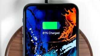 iPhone 11 batterijpercentage percentage batterij iPhone 12 batterij