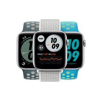 Nike Apple Watch bandjes
