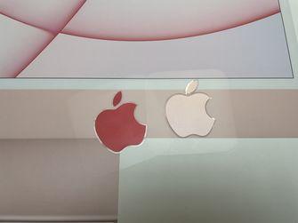 M1 iMac stickers