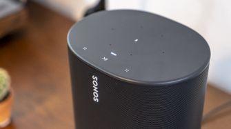 Sonos Move review knoppen