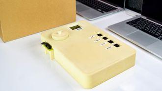 iPod prototype