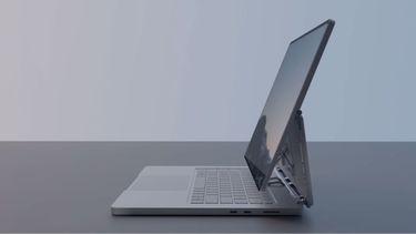 Microsoft Surface Book Studio design