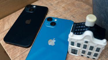 iPhone 13 en 13 mini