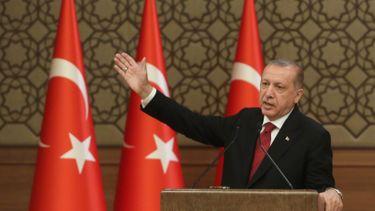 Erdogan iPhone turkije