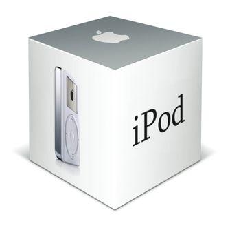iPod 1G verpakking