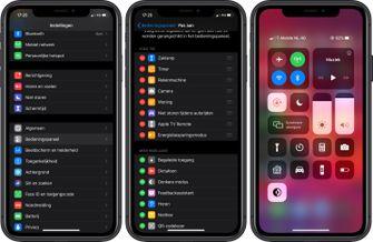 iOS 13 donkere modus inschakelen 003