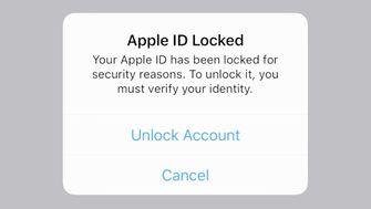 Apple ID vergrendeld 16x9