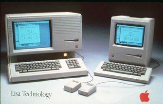 Apple Lisa en Macintosh