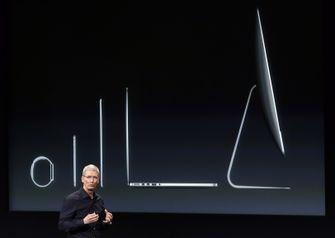 Apple line-up Mac